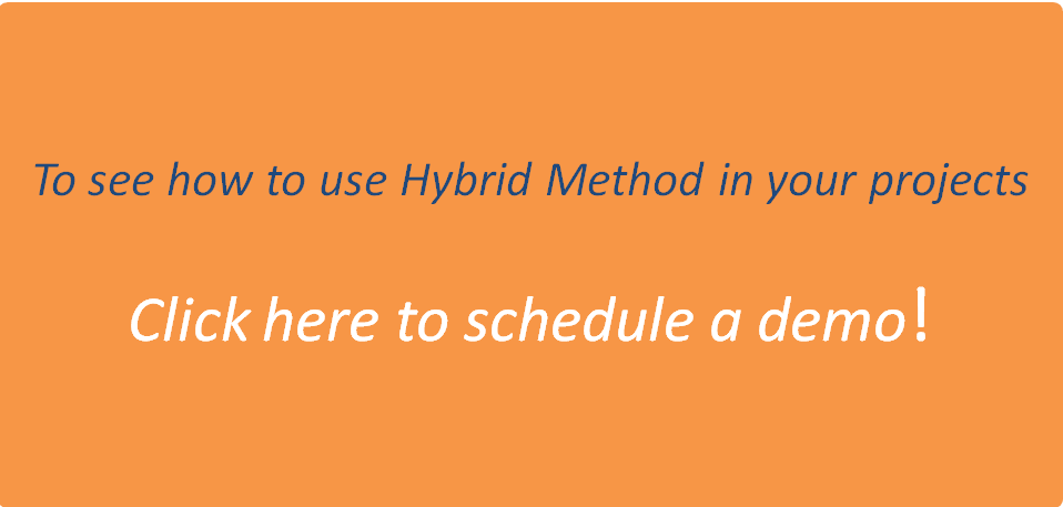 hybrid project management demo